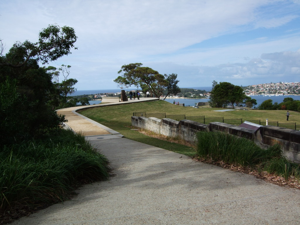 George's Heights Lookout - Ceremony Sites - End of Suakin Drive, Mosman, NSW, 2088