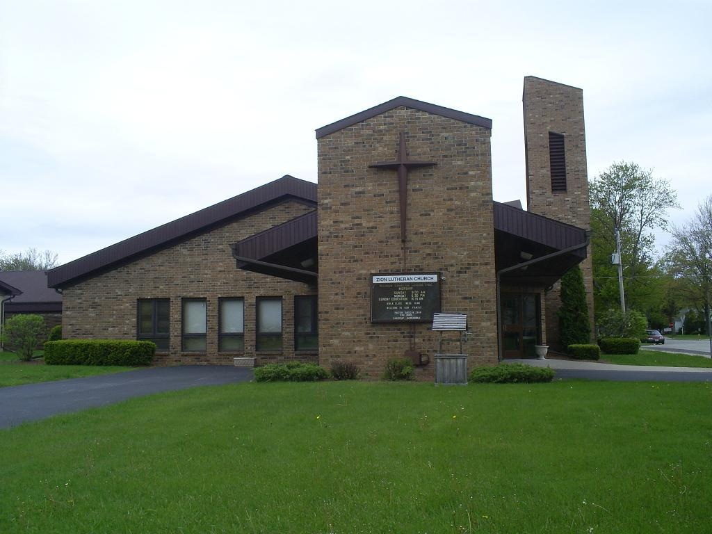 Zion Lutheran Church-wels - Ceremony Sites - 221 S Ellis Ave, Peshtigo, WI, 54157