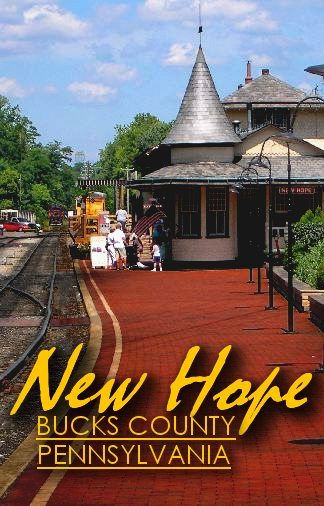 New Hope - Attractions/Entertainment - New Hope, PA, New Hope, Pennsylvania, US