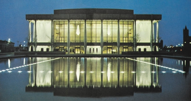 Chrysler Hall - Attractions/Entertainment - 215 St Pauls Blvd, Norfolk, VA, 23510