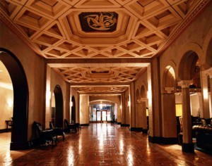 Hollywood Roosevelt Hotel - Reception Sites, Ceremony Sites - 7000 Hollywood Boulevard, Los Angeles, CA, United States