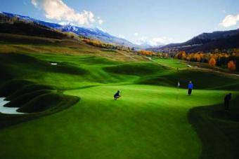 Red Mountain Grill & Aspen Golfcourse - Reception Sites - 39551 Highway 82, Aspen, CO, United States