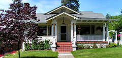 On the Park Bed & Breakfast - Hotel - 3527 N Audubon St, Spokane, WA, United States