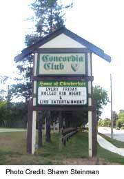 The Concordia Club - Reception Sites - 429 Ottawa St S, Kitchener, ON, N2M 3P5, CA