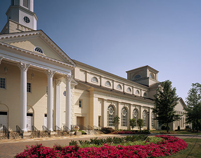 Peachtree Road United Methodist Church - Ceremony Sites - 3180 Peachtree Rd NW, Atlanta, GA, United States