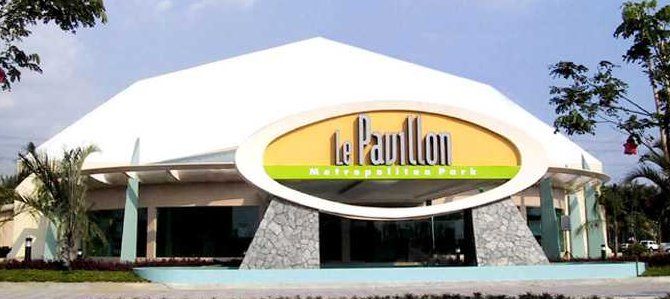 Le Pavillon - Reception Sites - Metro Bank Avenue, Pasay, National Capital Region, Philippines