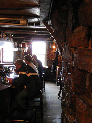 Captain Daniel Packer Inne - Restaurants, Bars/Nightife - 32 Water St, Mystic, CT, United States