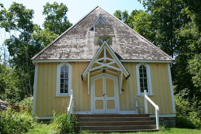 Clove Chapel - Ceremony Sites - Clove Rd, High Falls, NY, 12440