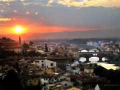 Ponte Vecchio - Attraction - Ponte Vecchio, Firenze, Toscane, Italy