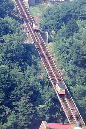 Monongahela Incline To Mt Washington - Photo Sites, Attractions/Entertainment - E Carson St & E Station Square Dr, Pittsburgh, PA