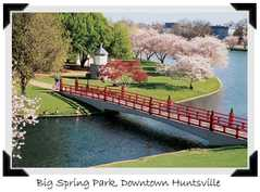 Big Spring Park - Attraction - Huntsville, Alabama, United States