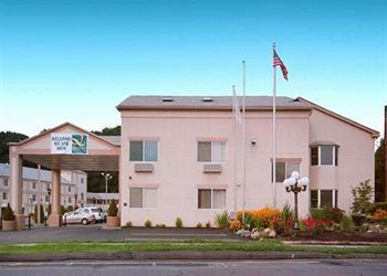 Quality Inn & Suites - Hotels/Accommodations - 117 Conz Street, Northampton, MA, United States