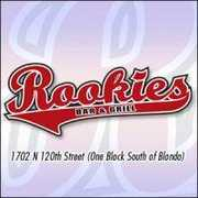 Rookie's (Tony's Bar) - Restaurant - 1702 N 120th St, Omaha, NE, 68154