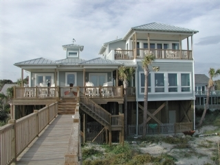 Robinini By The Sea - Ceremony & Reception - 1121 E Arctic Ave, Charleston, SC, 29412