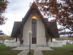 Norton Chapel - Ceremony - 141 Central Ave. , Keuka Park, NY, 14478