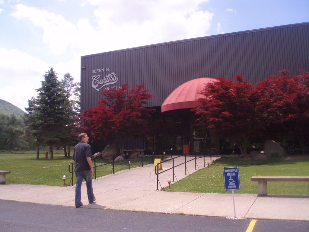 Glenn H Curtiss Museum - Reception Sites, Attractions/Entertainment - 8419 State Route 54, Hammondsport, NY, United States