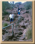 Hiking Camelback Mountain - Hiking - Camelback Mountain, 5700 N Echo Canyon Pkwy, Phoenix, AZ