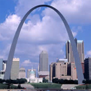 St. Louis Arch - Hotels/Accommodations, Attractions/Entertainment, Shopping - Saint Louis, MO, US