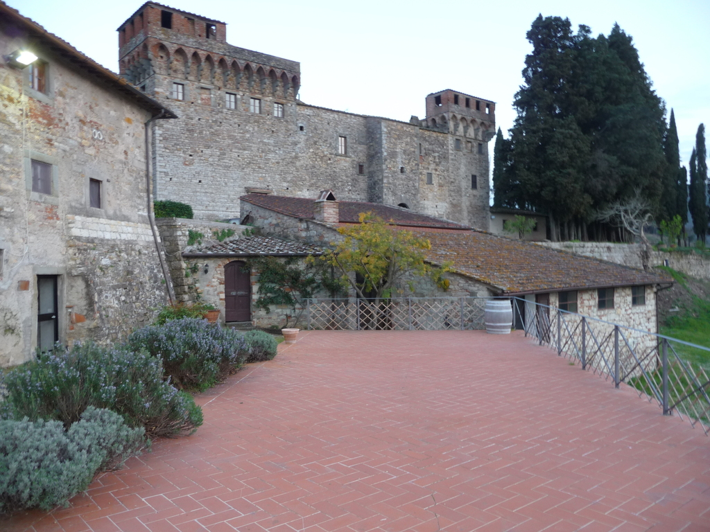 Castello Del Trebbio - Reception Sites - Pontassieve, Tuscany