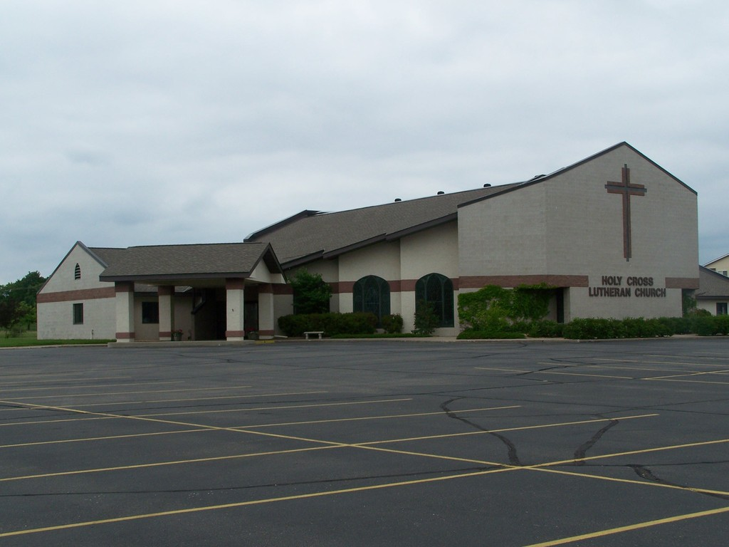 Holy Cross Lutheran Church - Ceremony Sites - 2555 Clearwater Rd, St Cloud, MN, 56301