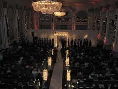 Ballroom At the Ben - Ceremony - 834 Chestnut St # 203, Philadelphia, PA, United States