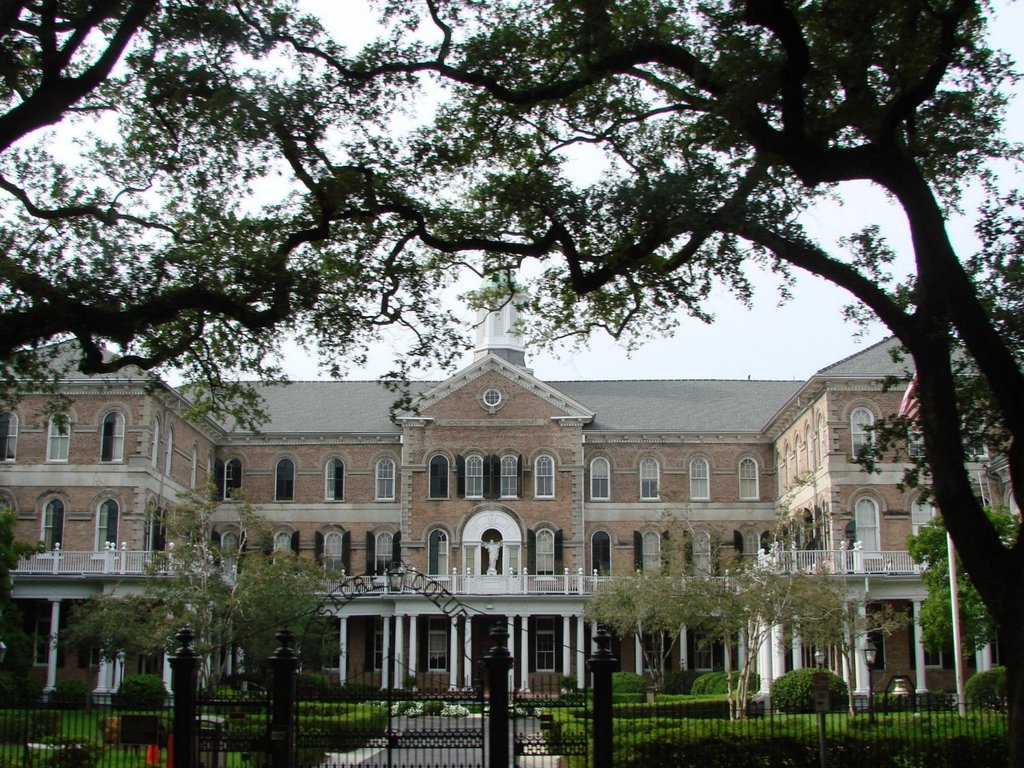 Academy Of The Sacred Heart - Ceremony Sites, Reception Sites - 4521 St Charles Ave, New Orleans, LA, 70115