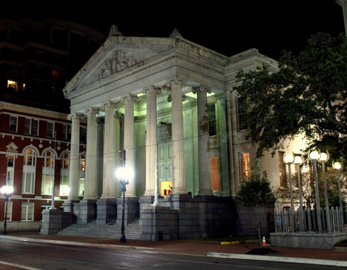 Gallier Hall - Reception Sites, Ceremony Sites - 545 St Charles Ave, New Orleans, LA, 70130, US