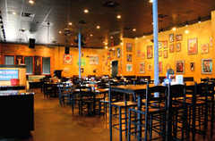 "Mojo Kitchen – ""BBQ Pit and Blues Bar""  - Restaurant - 1500 Beach Blvd, Jacksonville Beach, FL, 32250"