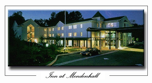 Mendenhall Inn - Hotels/Accommodations, Reception Sites - 323 Kennett Pike, Mendenhall, PA, United States