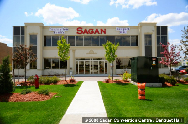 Sagan Banquet Hall - Ceremony Sites, Ceremony &amp; Reception - 7180 Edwards Blvd, Mississauga, ON, L5S