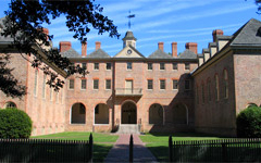 College of William & Mary - Attraction - 102 Richmond Rd, Williamsburg, VA, United States