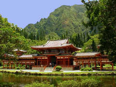 Valley of the Temples - Byodo-in Temple - Attraction - 47-200 Kahekili Hwy, Kaneohe, HI, 96744, US