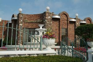 Fountain Blue Restaurant - Reception Sites, Ceremony Sites - 2300 Mannheim Rd, Des Plaines, IL, United States