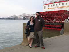 Belle of Louisville Steamboat - Sight Seeing - 401 West River Road, Louisville, KY, United States