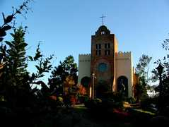 Caleruega, The Transfiguration Chapel - Ceremony -