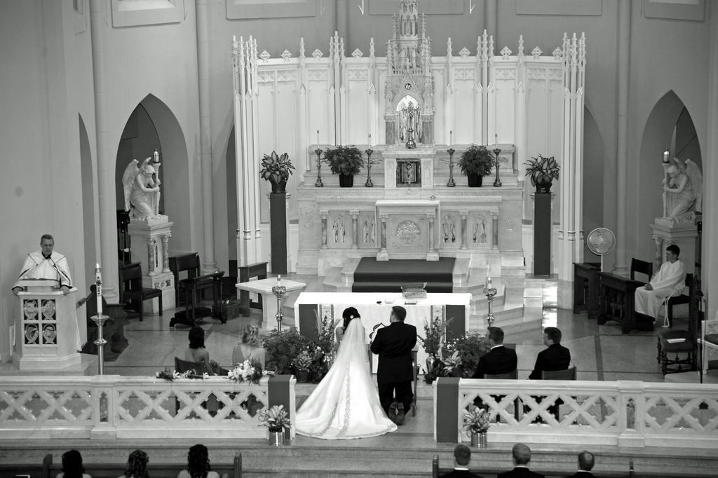 Ss Peter & Paul Church - Ceremony Sites - 33 N Ellsworth St, Naperville, IL, 60540