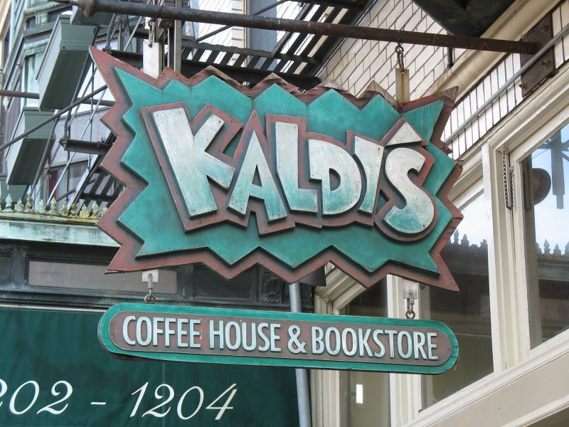 Kaldi's Coffee House & Bookstore - Coffee/Quick Bites - 1204 Main St, Cincinnati, OH, 45202