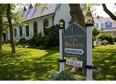 Holy Trinity Episcopal Church - Ceremony - 301 Monmouth Ave, Spring Lake, NJ, 07762