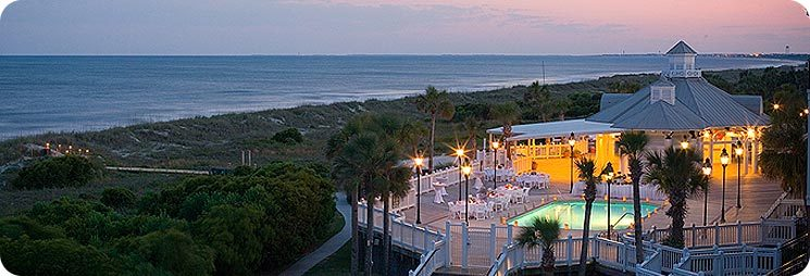 Wild Dunes Resort - Reception Sites, Golf Courses, Ceremony Sites, Hotels/Accommodations - 5757 Palm Boulevard, Isle of Palms, SC, 29451, USA