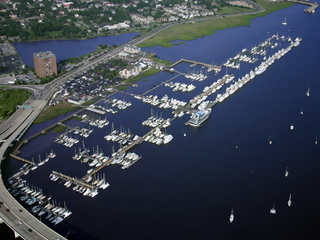 Charleston City Marina - Cruises/On The Water - 17 Lockwood Dr, Charleston, SC, 29401