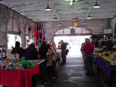 Old City Market - Attraction - Meeting St & Market St, Charleston, SC, 29401