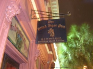 Blind Tiger Pub - Bars/Nightife, Attractions/Entertainment, Restaurants - 38 Broad St, Charleston, SC, United States