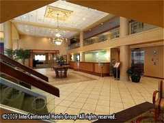 Holiday Inn Select-University Center - Hotel - 100 Lytton Ave, Pittsburgh, PA, USA