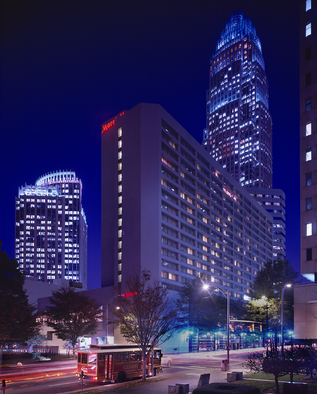 Charlotte Marriott City Center - After Party Sites, Hotels/Accommodations - 100 West Trade Street, Charlotte, NC, United States