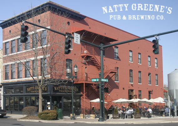 Natty Greene's Pub & Brewing Co - Restaurants, Attractions/Entertainment, Reception Sites, Bars/Nightife - 345 South Elm Street, Greensboro, NC, United States