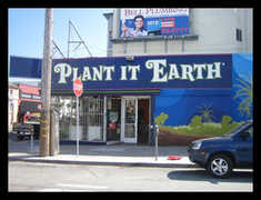 Plant'it Earth - Shopping - 661 Divisadero Street, San Francisco, CA, 94117, United States