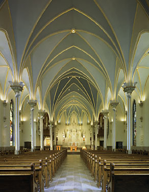 Cathedral Of St Andrew - Ceremony Sites - 301 Sheldon Blvd SE, Grand Rapids, MI, United States