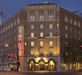 The Sainte Claire - Hotels/Accommodations, Reception Sites - 302 S. Market Street, San Jose, CA, 95113