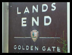 Lands End; Overlook - Attracation(s)/Destination(s) - El Camino Del Mar, San Francisco, CA, United States