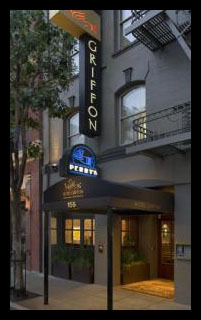 Hotel Griffon - Hotels/Accommodations - 155 Steuart Street, San Francisco, CA, United States